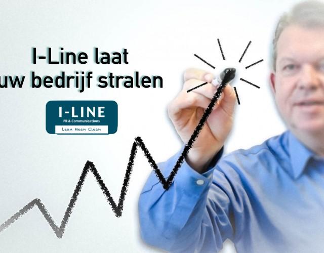 I-Line laat uw bedrijf stralen!