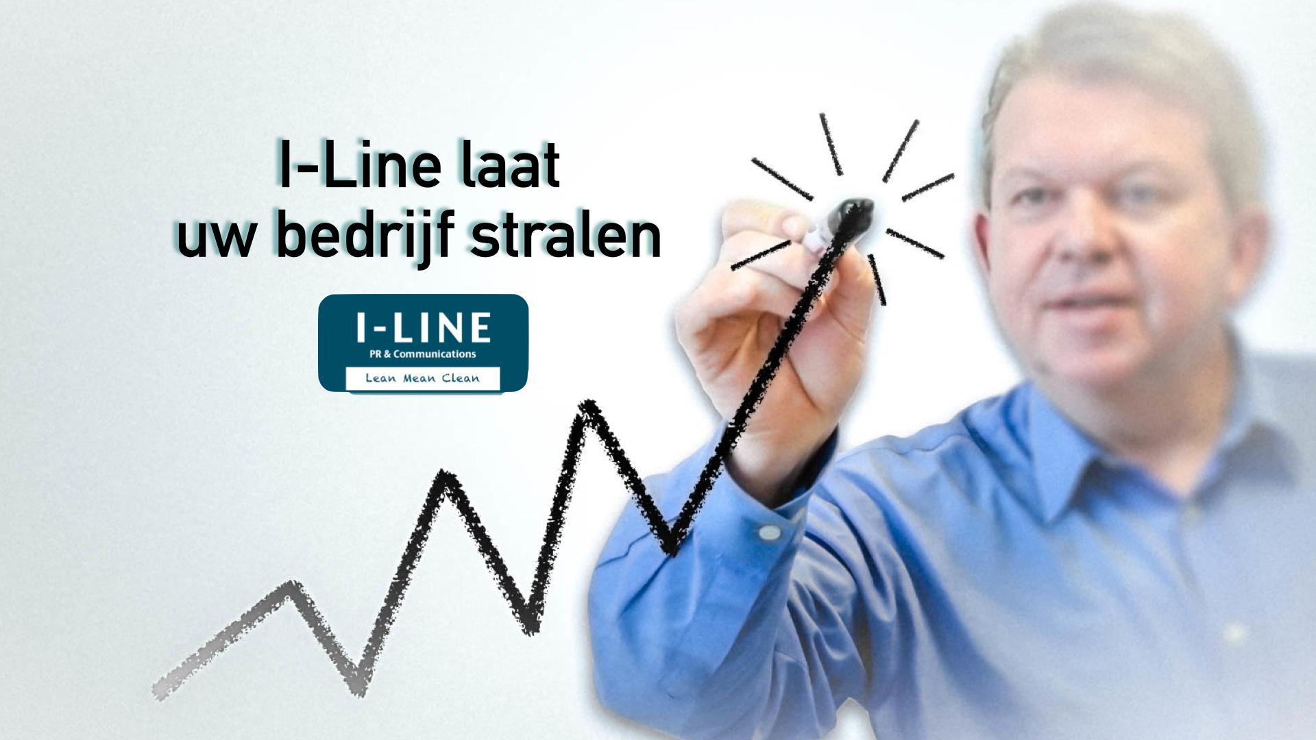 I-Line laat uw bedrijfs stralen