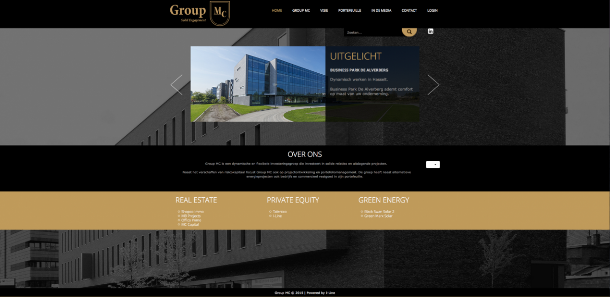 Website Group MC